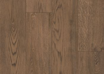 Crafted Oak Luxury Vinyl Tile - Nostalgic Russet