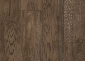 Crafted Oak Carreau de vinyle de luxe - Bronzed Roots