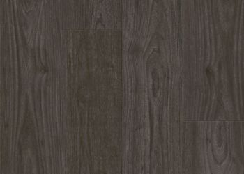 Richland Walnut Luxury Vinyl Tile - Charcoal