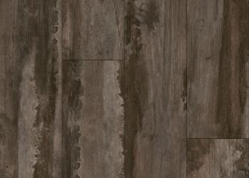 Woodland Fusion Luxury Vinyl Tile - Bark