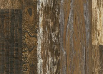 Woodland Reclaim Laminate - Old Original Wood Brown