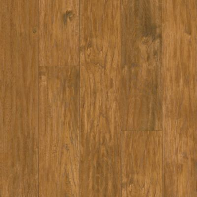 Woodland Hickory Laminate Scraped Golden L6639
