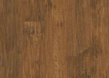 Woodland Hickory Laminate - Scraped Spice