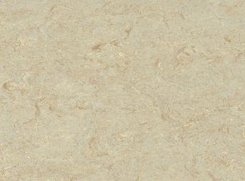 LinoArt Marmorette Sheet Parchment Beige
