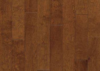 Birch Engineered Hardwood - Mocha