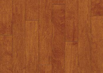 Maple Engineered Hardwood - Cinnamon