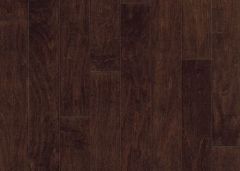 Maple Engineered Hardwood - Cocoa Brown
