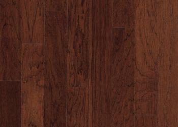Hickory Engineered Hardwood - Paprika