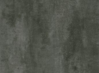 Silk Scarf Black Silver NC715
