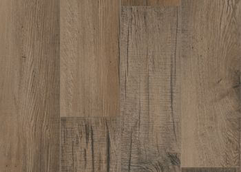 Textured Timbers Rigid Core - Smokey Brown