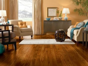 Red Oak Hardwood Flooring Copper Abc1401 By Bruce Flooring