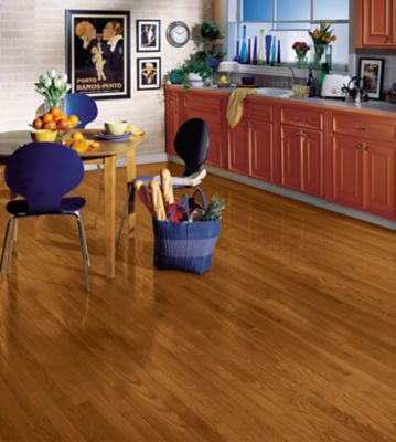 Red Oak Hardwood Flooring Copper C1211 By Bruce Flooring