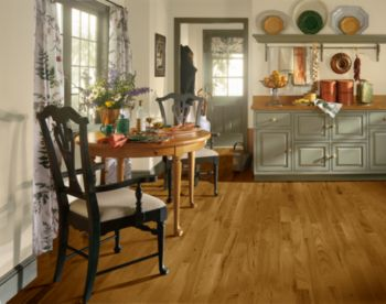 Hickory Hardwood Flooring Brown C3717 By Bruce Flooring