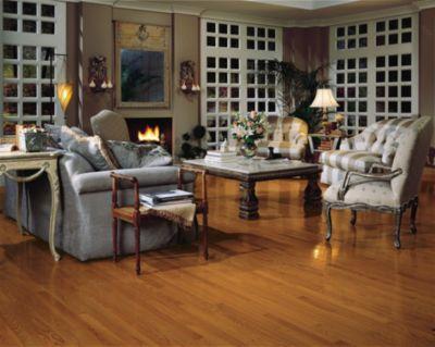 White Oak Hardwood Flooring Orange C5216 By Bruce Flooring