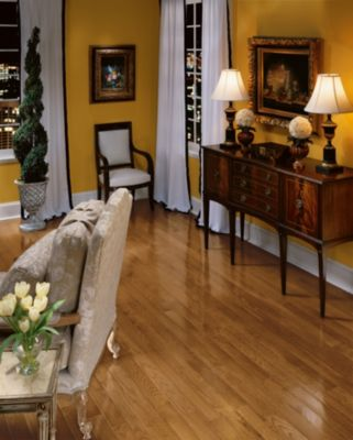 Red Oak Hardwood Flooring Brown Cb1521 By Bruce Flooring