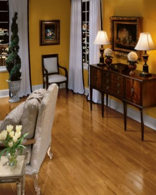 White Oak Hardwood Flooring Tan Cb1534 By Bruce Flooring