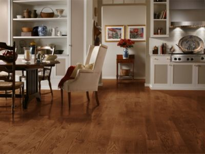Red Oak Hardwood Flooring Brown Cb5217 By Bruce Flooring