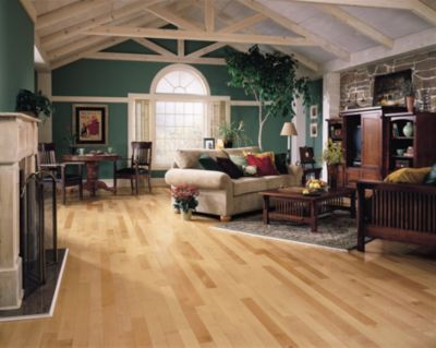 Maple Hardwood Flooring Beige Cm3700 By Bruce Flooring