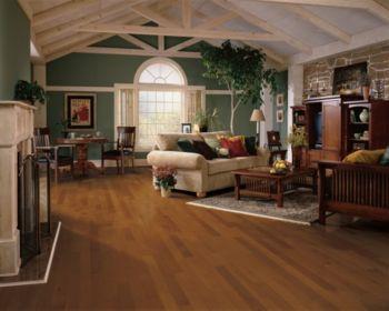 Maple Hardwood Flooring Brown Cm3735 By Bruce Flooring