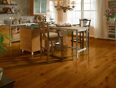 Maple Hardwood Flooring Brown Cm5735 By Bruce Flooring