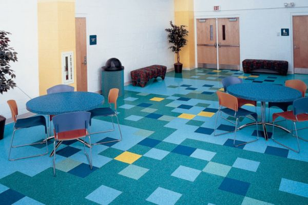 Classics Field Gray 51927 Armstrong Flooring Commercial