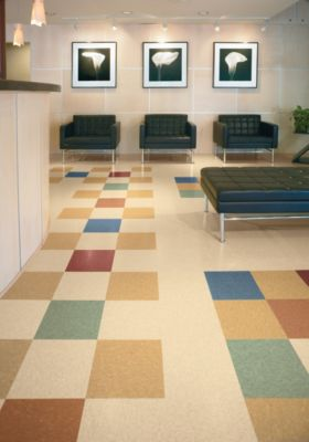 Moss Green T3520 Armstrong Flooring Commercial