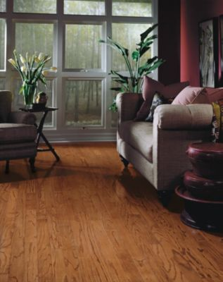 Oak Hardwood Flooring Orange Eb5265pz By Bruce Flooring