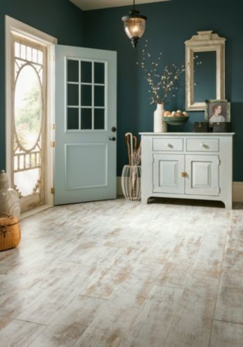 Mixed Species Laminate Flooring White L By Bruce Flooring - Painting laminate floors before and after