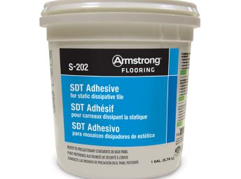 Armstrong S-202 Static Dissipative Tile Adhesive