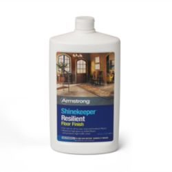 S-391 Armstrong Shinekeeper Resilient Floor Finish