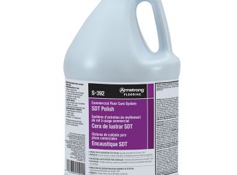 Armstrong S-392 Static Dissipative Tile Polish