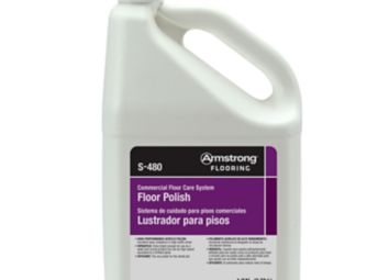 Armstrong S-480 Commercial Floor Polish