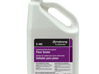 Armstrong S-495 Commercial Floor Sealer
