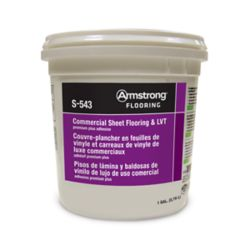 S-543 Armstrong S-543 Commercial Sheet Flooring & LVT Adhesive