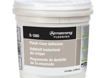 Armstrong S-580 Flash Cove Adhesive