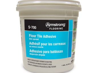 Armstrong S-700 Floor Tile Adhesive Thin Spread