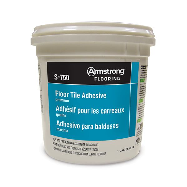 Armstrong S 750 Premium Floor Tile Adhesive Flooring Commercial