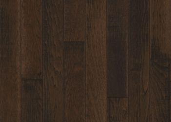 Hickory Solid Hardwood - Evolving Mocha