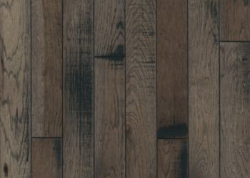 Hickory Solid Hardwood - Inspired Gray