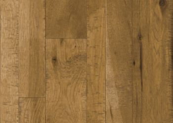 Hickory Solid Hardwood - Warmth of Wood