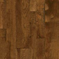 Armstrong Artistic Timbers TimberCuts Hickory - Brick Shade Hardwood Flooring - 3/4