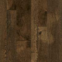 Armstrong Artistic Timbers TimberCuts Hickory - Bark Brown Hardwood Flooring - 3/4