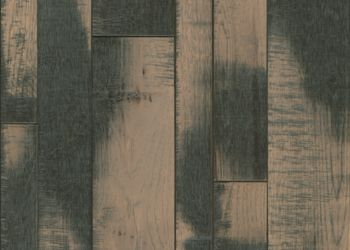 Hickory Solid Hardwood - Layered Steel