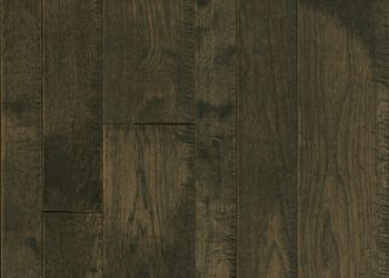 Hickory Solid Hardwood - Dark Sky