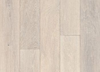 Oak Solid Hardwood - Snowfall