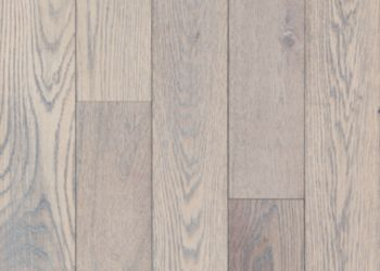 Oak Solid Hardwood - Bayway Gray