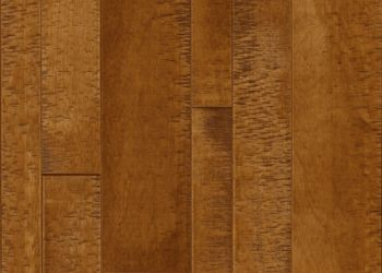 Maple Solid Hardwood - Earthen Copper