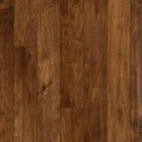 Armstrong American Scrape Hardwood Hickory - Candy Apple Hardwood Flooring - 3/4
