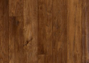 Hickory Solid Hardwood - Candy Apple