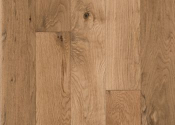 White Oak Solid Hardwood - Natural